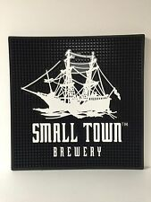 "Not Your Father's Root Beer Bar Mat Small Town Brewery Ship  14"" X 14"" NEW & F/S"
