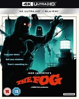 The Fog 4K Ultra HD & Blu-ray New With Free Delivery!