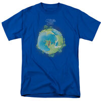 Yes Rock Band FRAGILE COVER Licensed Adult T-Shirt All Sizes