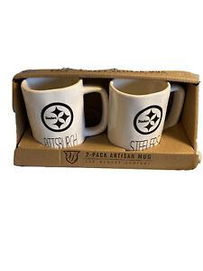 Pittsburgh Steelers Coffee Mug 2PK PGH Seller