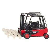 Forklift Truck Model Farm Vehicle - Siku 1311 Toy Miniature Linde Diecast