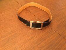 Authentic HERMES Vintage Buckle with Hermes Strap