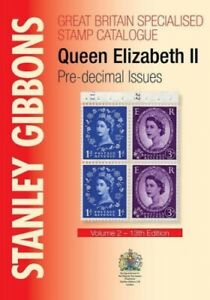 NEW 2019 Edition GB Specialised Stamp Catalogue Vol 3 QE Pre-Decimal