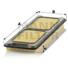 Mann C4373/1 Air Filter Element Flat 33mm Height 424mm Length 138mm Width