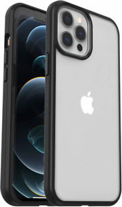 OtterBox for Apple iPhone 12 Pro Max, Slim 12 Black/Clear