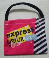 MCDONALDS HAPPY MEAL TOY BARBIE FASHIONISTAS 2017 TOTE BAG #6