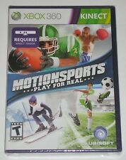 Microsoft Xbox 360 Kinect Video Game - Motionsports (New)
