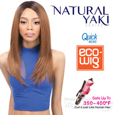 Outre Quick Weave ECO Synthetic Wig NATURAL YAKI 18 - COLOUR 1B