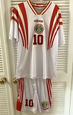 CHINESE soccer football 1997 jersey soccer size xl 中国男足球衣 十强赛 郝海东