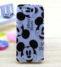 Mickey Mouse Face Silicone Gel Case For iPhone 5/5s. BN.xmas Gift