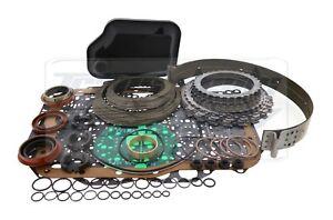 Fits Ford 4F27E 2000-05 Mazda Protege FN4A-EL 99-04 Transmission Rebuild Kit
