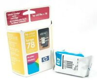 New HP Ink Lot C6578A Large Tri Color High Capacity CC640W Black Ink Cartridge