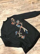 Nanette Lepore Embroidery Jacket