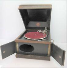 antik alt Polyphon Musik Grammophon Juwel Electric Goldring funktioniert #204626