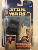 Star Wars Attack of the Clones Anakin Skywalker Figure 2001  NEW