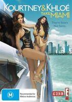 Kourtney & Khloe Take Miami (DVD, 2010, 2-Disc Set) #New Region Free