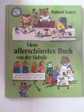 Deutsche Bilderbücher ab 4-8 Jahre Richard Scarry
