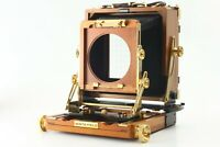 【 RARE! UNUSED 】 WISTA Field 45 4x5 Wood Large Format Camera Body from JAPAN
