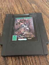 Captain Comic Original Nintendo NES Game Cart NE3