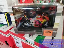 Modellino scala 1:12 - KTM Replica Originale MOTO GP MODEL BIKE SMITH
