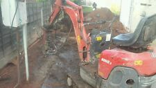 1 day micro digger hire leigh wigan Manchester Warrington Liverpool