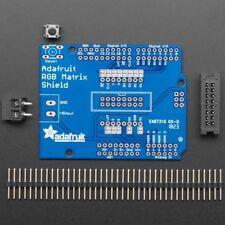 Adafruit RGB Matrix Shield für Arduino Uno, Mega, LED RGB Matrix Panels, 2601