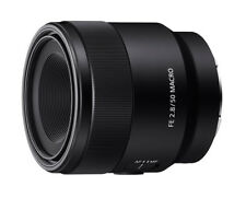 Sony SEL50M28 FE 50mm F2.8 Macro Lens 2 Year AUS Warranty