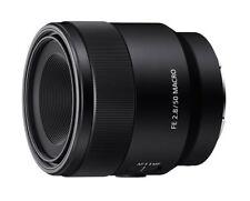 Sony SEL50M28 FE 50mm F2.8 Macro Lens