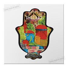 Hamsa Hand Magnet jerusalem Kabbalah Lucky gift hamsa protection Success decor