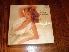 George Shearing 16 CD BOX SET White Satin/Black Satin PROMO JAPAN