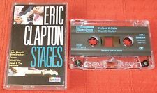 ERIC CLAPTON - CASSETTE TAPE - (CREAM/JOHN MAYALL'S BLUESBREAKERS/BLIND FAITH)