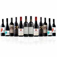 Premium 5 Star Around Australia Red Mixed Wine Dozen 4.0 (12 Bottles)