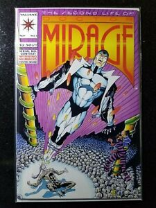 The Second Life of Doctor Mirage 1 (9.6) NM+ (1993)