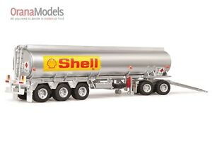 1:64 Tanker Trailer and Dolly Shell * 12985