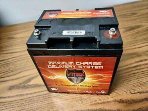 OPEN BOX VMAX V30-800 12V 30Ah AGM Battery for Lectronic Kaddy