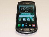 Kyocera Brigadier E6782 Verizon Wireless Black 16GB Smartphone/Cell Phone TESTED
