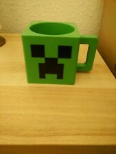 JINX MINECRAFT CREEPER FACE MUG CERAMIC!  MOJANG rare collectible