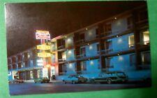 Sheraton - Carlton Motor Hotel - Winnipeg Manitoba Canada 1970s Hotel Postcard