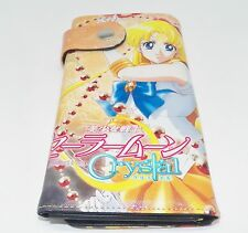 Sailor Moon Venus Crystal Vinyl Material Clutch Style Long Wallet ~New Design~