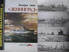 RARE! The Soviet Navy Leningrad-Class Destroyer Leaders