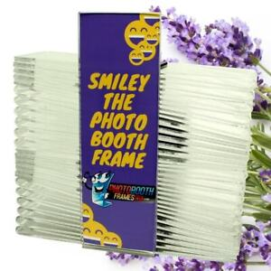 100 Magnetic Photo Booth Frames, 2x6