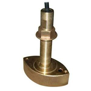 Furuno Bronze Thru-Hull Transducer with Temp 600W 10-Pin #525T-BSD