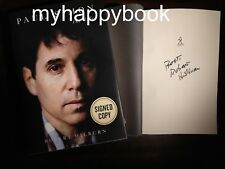 SIGNED Paul Simon The Life by Robert Hilburn, autographed, new