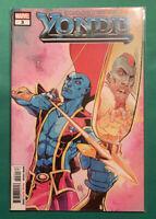 Yondu Comic  #3 Cully Hamner Cover, Marvel, 1st Print, UNREAD