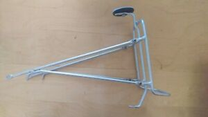 "Vintage Bicycle Front Rack 27"" w/ reflector Randonneur Vetta Blackburn touring"