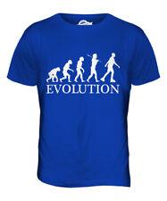 INLINE SKATER EVOLUTION OF MAN MENS T-SHIRT TEE TOP GIFT SKATING