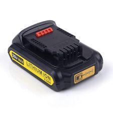 20v Max 2.0Ah Battery for Dewalt XR DCB200 DCV580 DCB204 DCB205-2 DCB180 DCB203