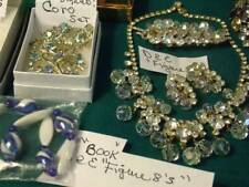 High End Vintage Jewelry Huge Lot !Juliana,Carnegie,Haskell,Schrager!BOOKS !