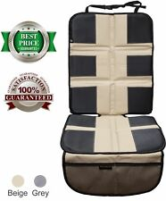 Car Seat Protector by Shmidt'S - Luxury Car Seat Cover Summer/Winter For Baby