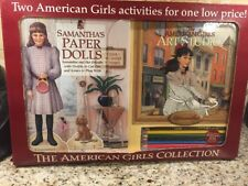 The American Girls Collection Samantha's Paper Dolls & Art Studio